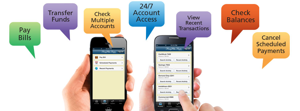 Mobile Banking Features 24/7 Access, Bill Pay and More